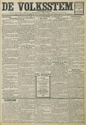 De Volksstem 1930-11-01