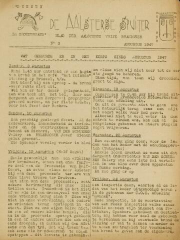 De Aalsterse Spuiter 1947-08-01