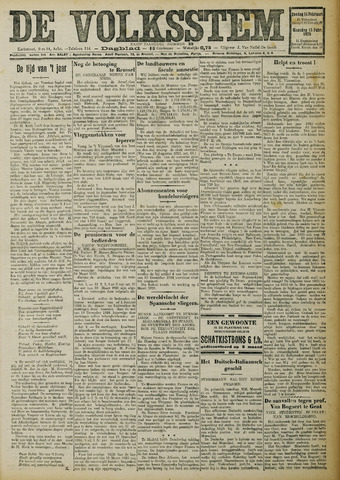 De Volksstem 1926-02-14
