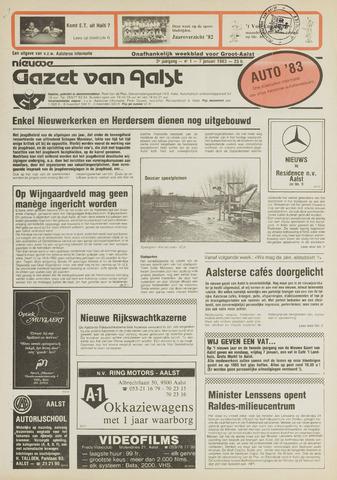 De Gazet van Aalst 1983