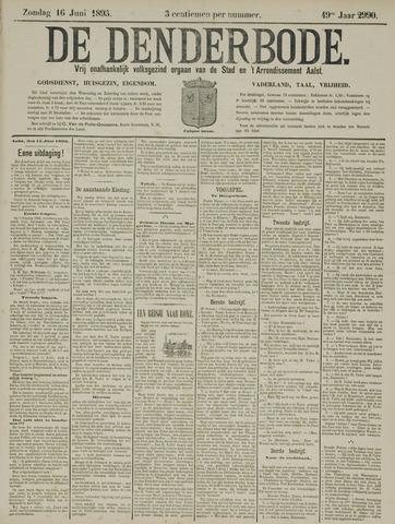 De Denderbode 1895-06-16