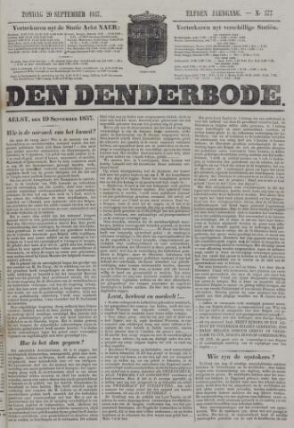 De Denderbode 1857-09-20