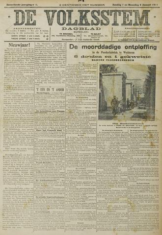 De Volksstem 1911
