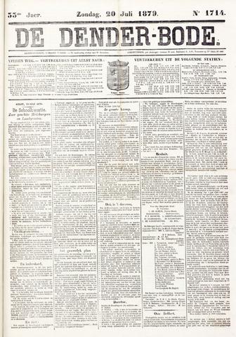 De Denderbode 1879-07-20