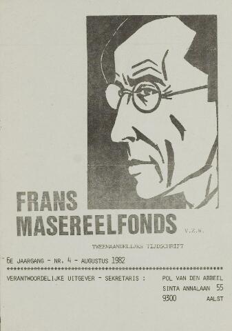 Frans Mareelfonds 1982