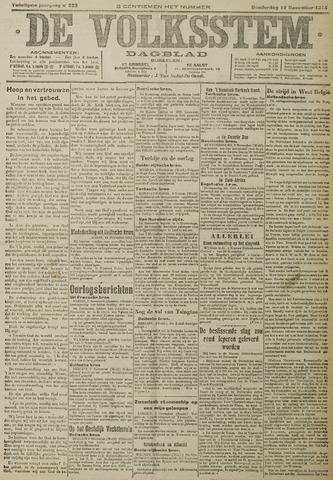 De Volksstem 1914-11-12
