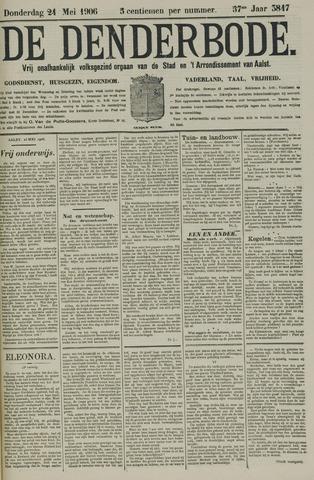 De Denderbode 1906-05-24