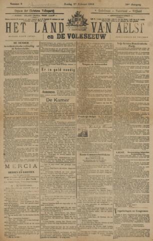 Het Land van Aelst 1910-02-27