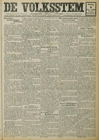De Volksstem 1926-02-09