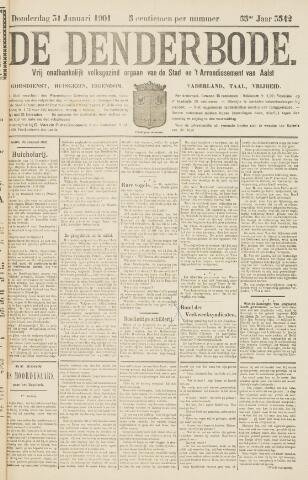 De Denderbode 1901-01-31