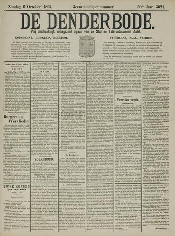 De Denderbode 1895-10-06