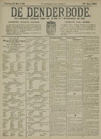 De Denderbode 1898-05-22