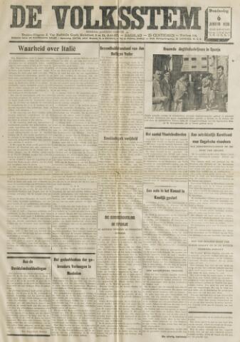 De Volksstem 1938-01-06