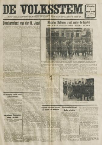 De Volksstem 1938-05-04