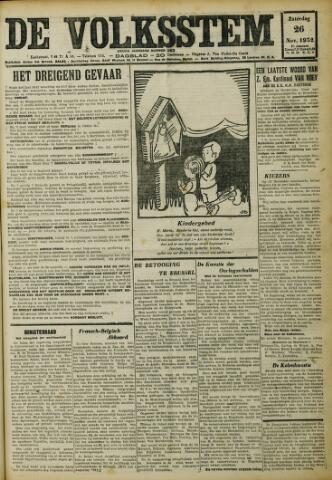 De Volksstem 1932-11-26