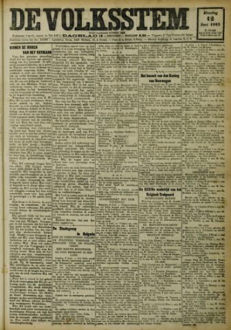De Volksstem 1923-06-12