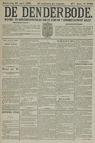De Denderbode 1893-04-20