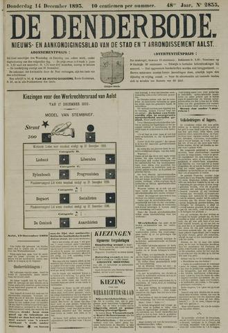 De Denderbode 1893-12-14