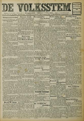 De Volksstem 1926-01-17