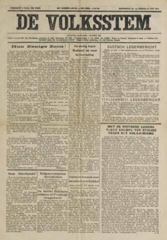 De Volksstem 1941-06-26