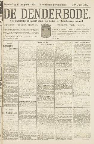 De Denderbode 1901-08-15