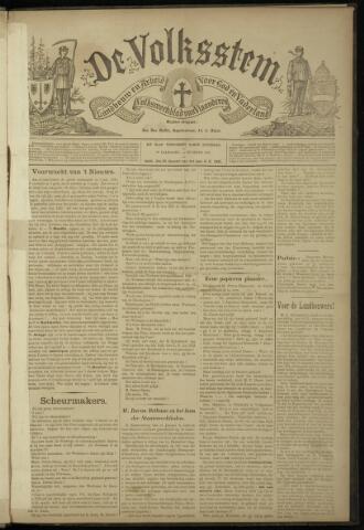 De Volksstem 1900-01-20