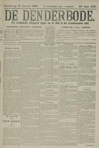De Denderbode 1895-01-17