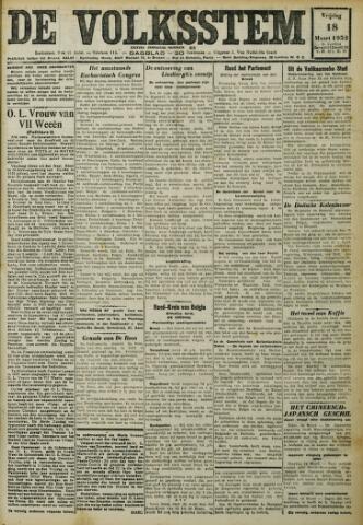 De Volksstem 1932-03-18