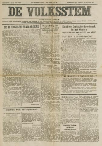 De Volksstem 1941-10-09