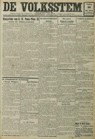 De Volksstem 1932-05-20