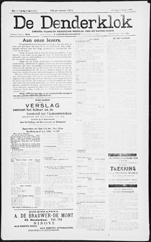 Denderklok 1949