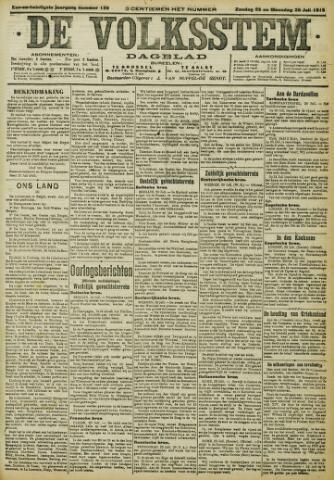 De Volksstem 1915-07-25