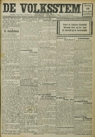 De Volksstem 1932-03-19