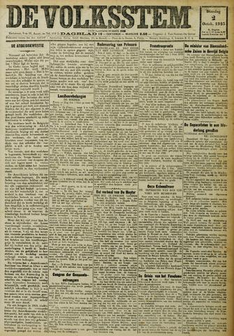 De Volksstem 1923-10-02