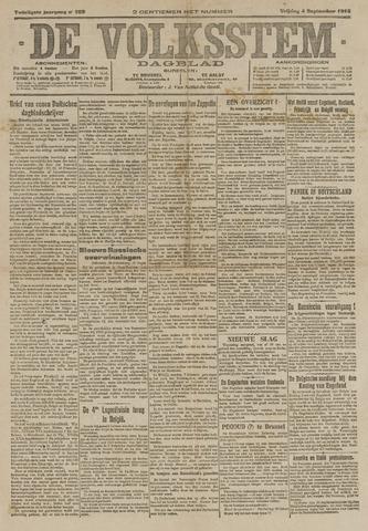De Volksstem 1914-09-04