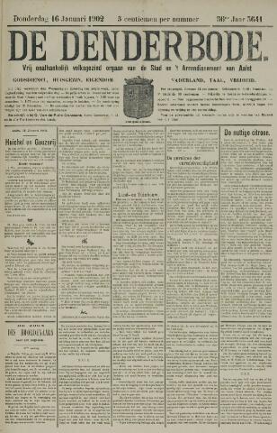 De Denderbode 1902-01-16