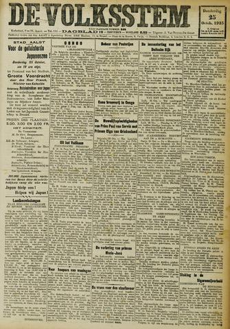 De Volksstem 1923-10-25