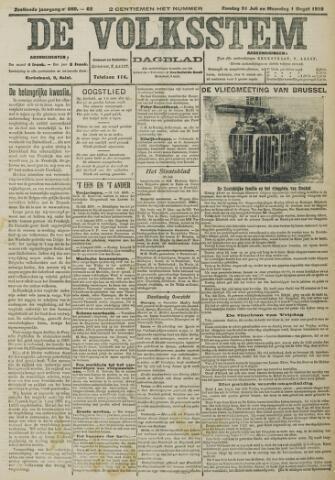 De Volksstem 1910-07-31