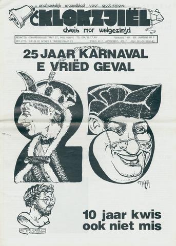 Klokzjiel 1985-02-01