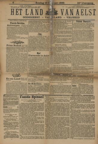 Het Land van Aelst 1889-02-10