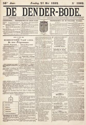 De Denderbode 1882-05-21