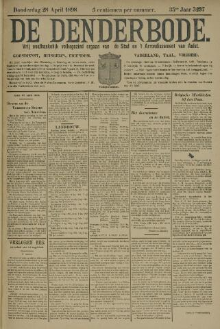 De Denderbode 1898-04-28