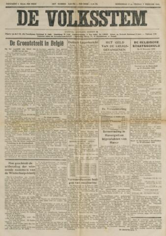 De Volksstem 1941-02-06