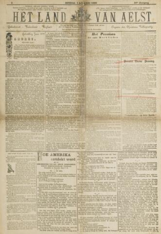 Het Land van Aelst 1899