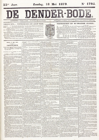 De Denderbode 1879-05-18