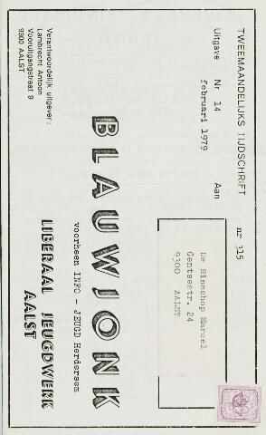 Blauwjonk 1979