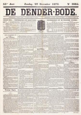De Denderbode 1878-12-29
