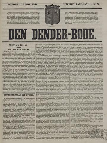De Denderbode 1847-04-11