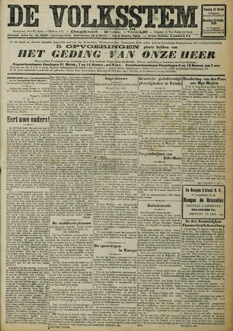 De Volksstem 1926-10-24