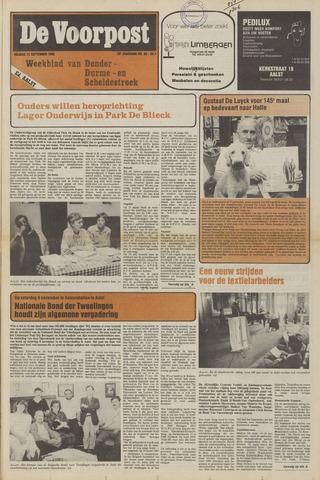 De Voorpost 1986-09-12